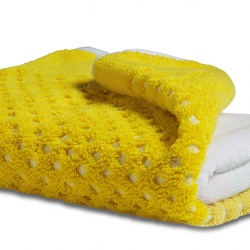 Serviette de bain / Towel BATH MAT AUTUMN YELLOW
