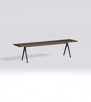 Banc pyramid / pyramid bench 190cm x 40cm