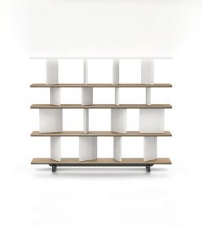 Bibliothèque planosphore modèle haut / fin