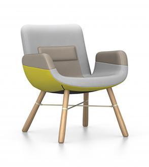 Chaise east river / east river chair ( tissu )