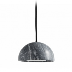Suspension en marbre / marble pendant