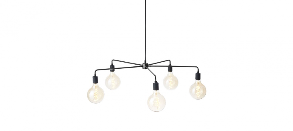 Suspension Chandelier Chambers - 76 cm - Tribeca