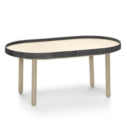 Table basse oblongue Egon M