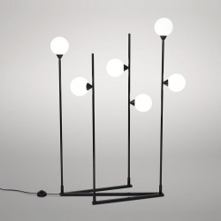 lampadaire pull lamp muuto sarl blou. Black Bedroom Furniture Sets. Home Design Ideas