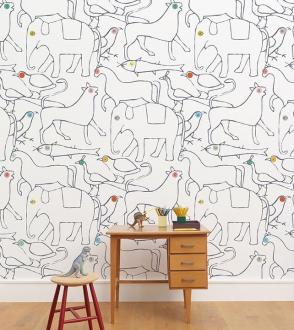 Papier peint Animals - 2x91,4x280 cm