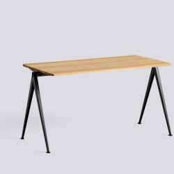 Table Pyramid 140x65cm Ahrend