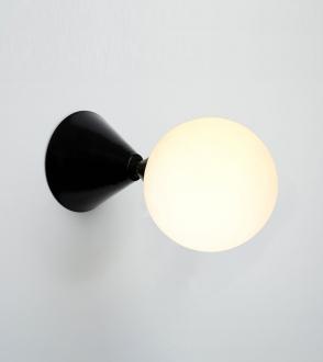 Applique Cone and Sphère