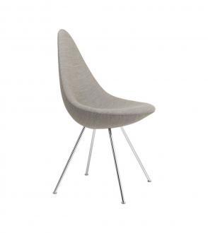 Chaise Drop - Entièrement tapissée