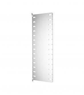 Set de 2 montants Plex mural 50x30cm - Système d'étagères String