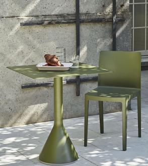 palissade cone table HAY