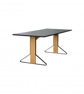 Table Kaari Artek - REB 012 - 200 x 85 cm linoleum
